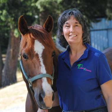Your Instructor, Trish Hyatt and Pearl