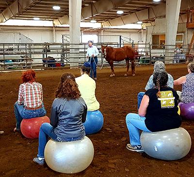 Teaching at CNC Oregon